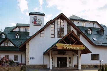 Kozatsky Stan Hotel